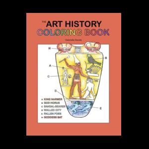Coloring Concepts Art History Coloring Book