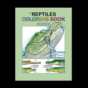 Coloring Concepts Reptiles Coloring Book